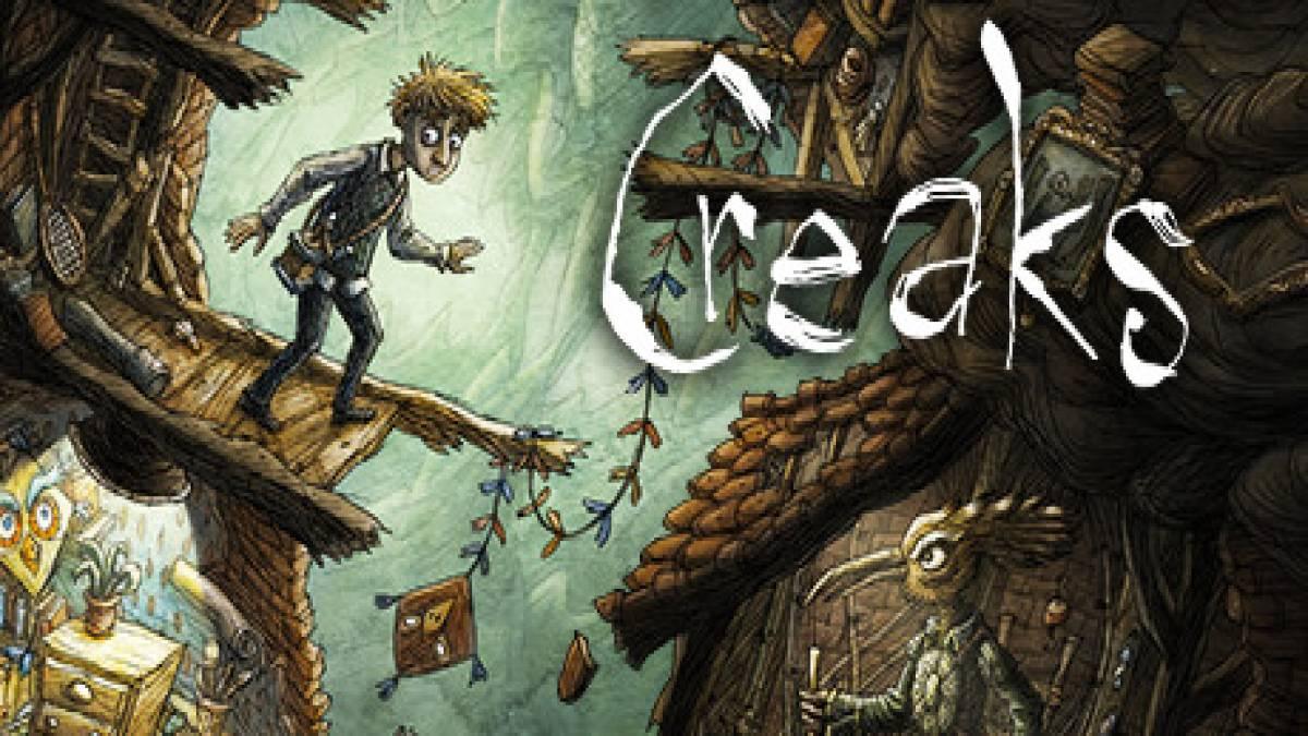 Creaks: Walkthrough and Guide