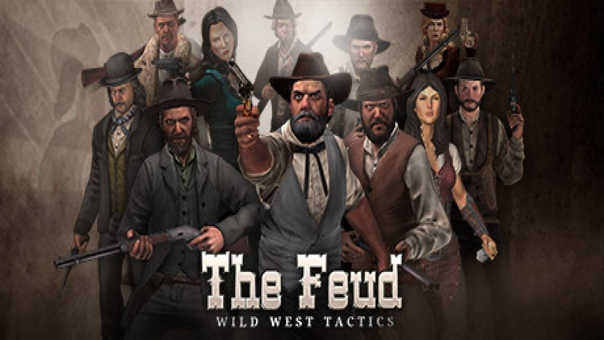 The Feud: Wild West Tactics: