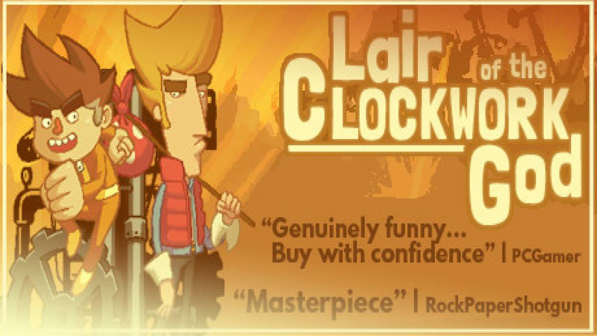 Guía de Lair of the Clockwork God