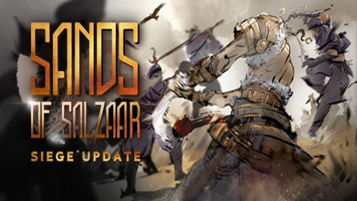 Sand of Salzaar: Walkthrough and Guide