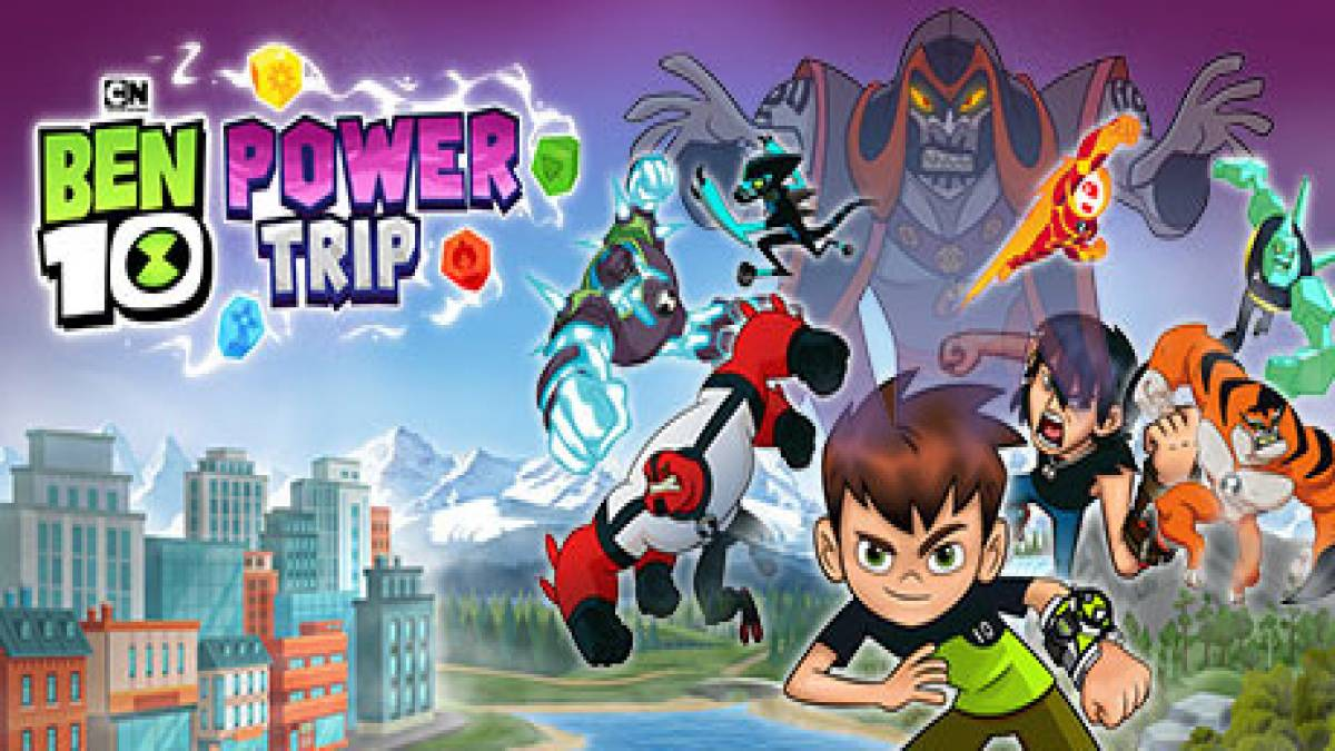 Walkthrough en Gids van Ben 10: Power Trip