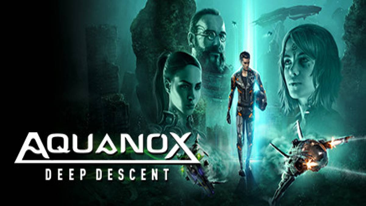 Soluce et Guide de Aquanox Deep Descent