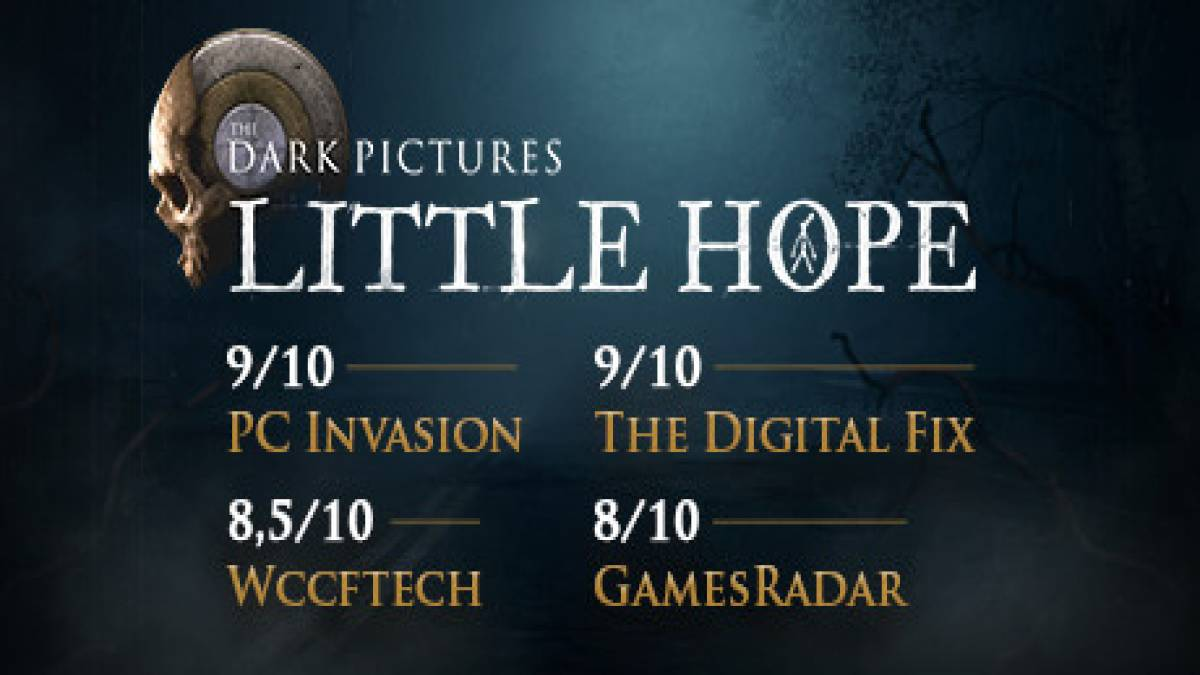 The Dark Pictures Anthology: Little Hope: