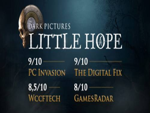 Guía de The Dark Pictures Anthology: Little Hope para PC / PS4 / XBOX-ONE