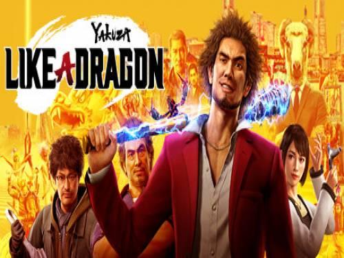 Читы Yakuza: Like a Dragon для PC / PS5 / XSX / PS4 / XBOX-ONE