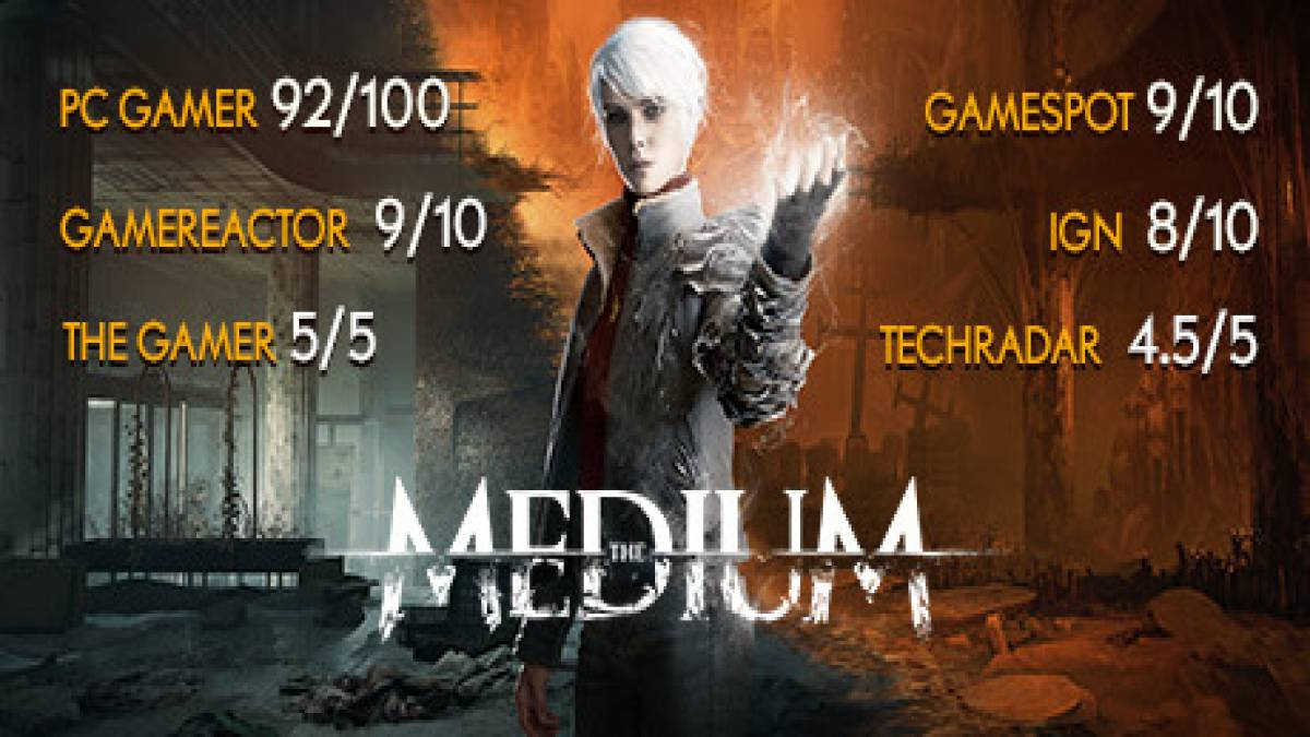 Walkthrough en Gids van The Medium