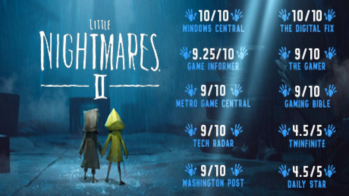 Little Nightmares 2: Walkthrough and Guide