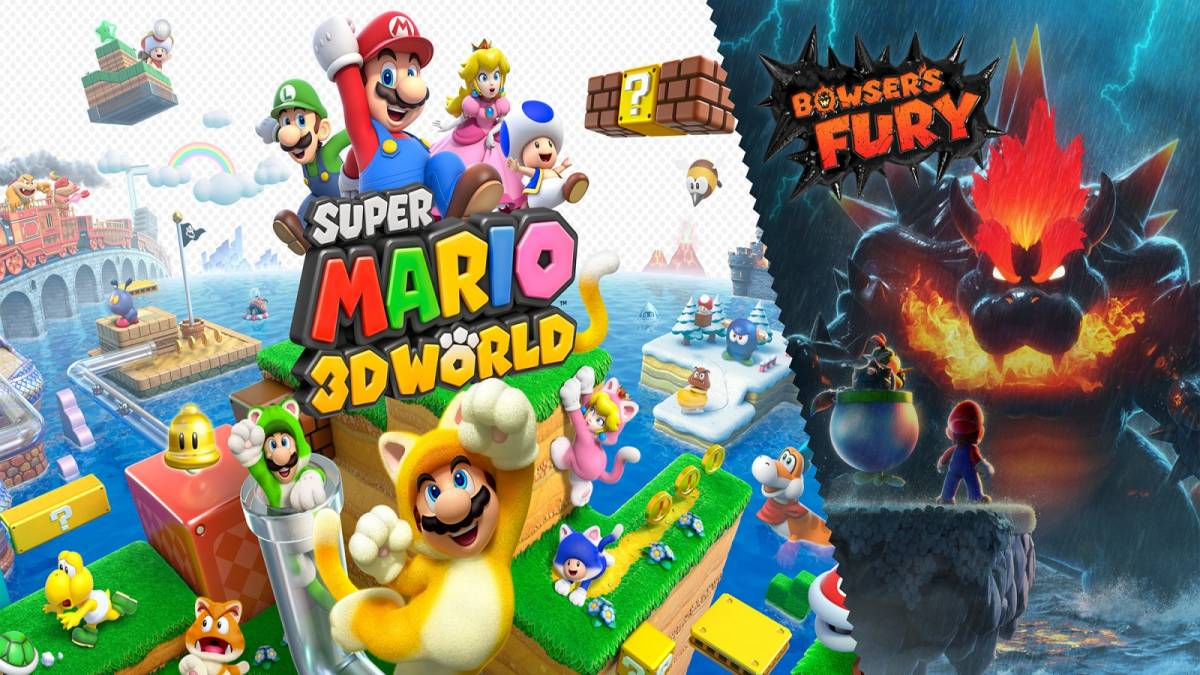 Super Mario 3D World + Bowser's Fury: Читы игры