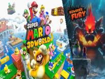 <b>Super Mario 3D World + Bowser's Fury</b> cheats and codes (<b>SWITCH</b>)