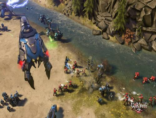 Halo Wars 2: Parcela do Jogo