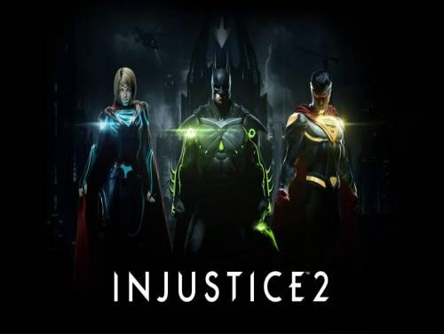 Injustice 2: Parte de Juego