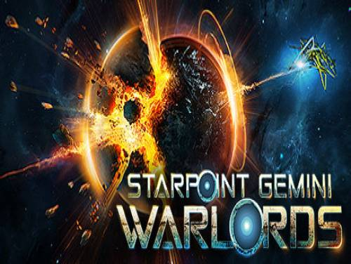 Starpoint Gemini Warlords: Plot of the game