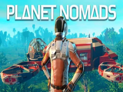 Planet Nomads: Trama del Gioco