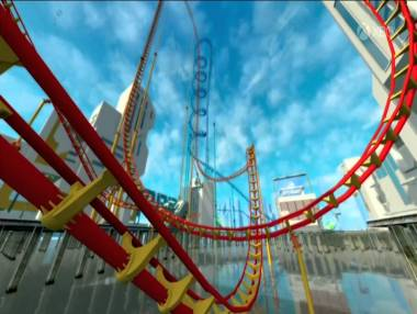 ScreamRide: Trama del Gioco