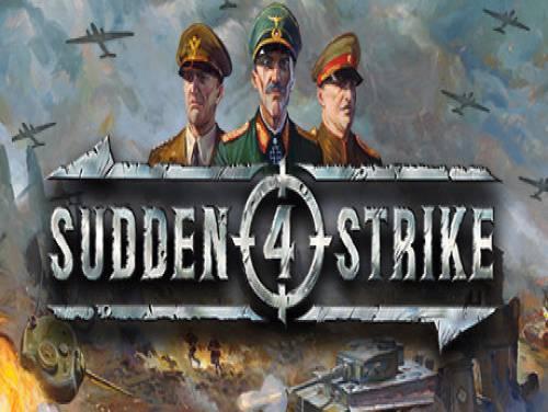 Sudden Strike 4: Trama del Gioco