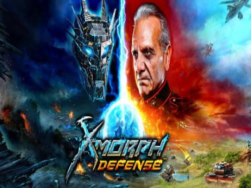 X-Morph: Defense: Trama del Gioco