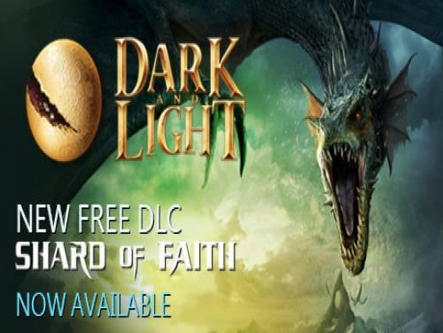 Dark and Light: Trama del Gioco