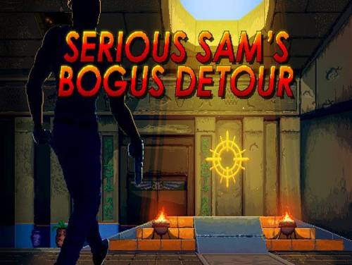 Serious Sam's Bogus Detour: Trama del Gioco