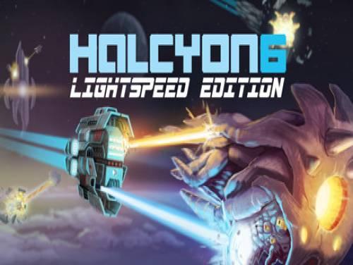 Halcyon 6: Lightspeed Edition: Trama del Gioco