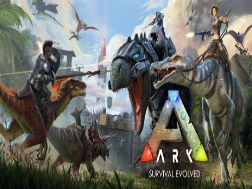 Ark: Survival Evolved: Parte de Juego