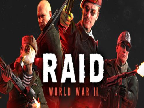 RAID: World War II: Enredo do jogo