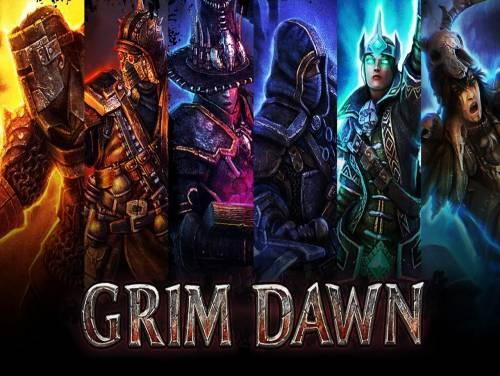 Grim Dawn: Plot of the Game