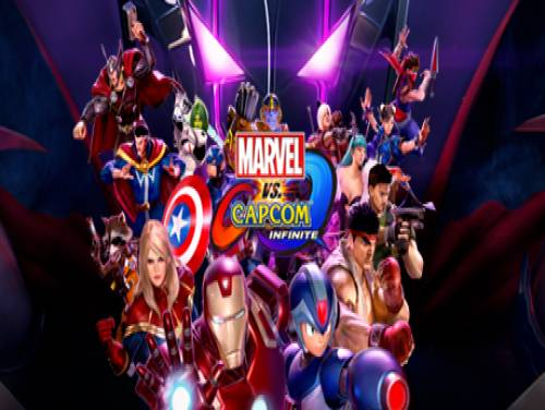Marvel vs. Capcom: Infinite: Trama del Gioco