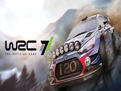 WRC 7: Trama del Gioco