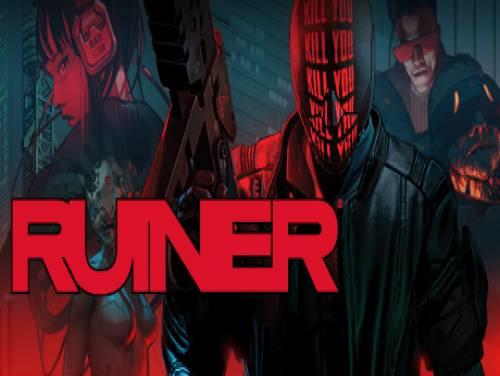 Ruiner: Enredo do jogo