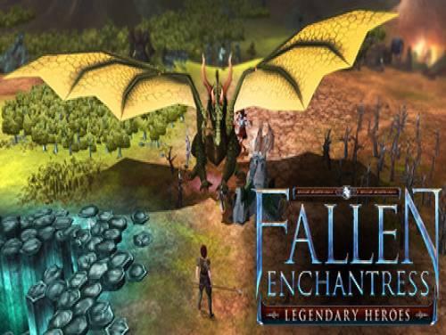 Fallen Enchantress: Legendary Heroes: Plot of the game