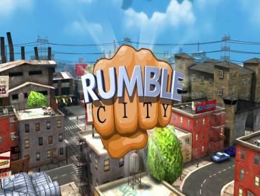 Rumble City: Trama del Gioco