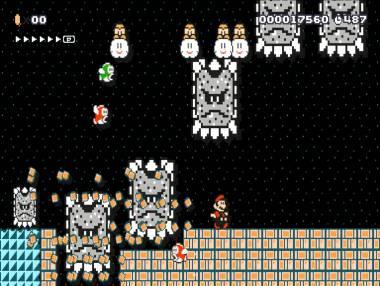 Super Mario Maker: Trama del Gioco