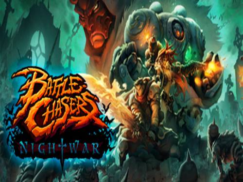 Battle Chasers: Nightwar: Enredo do jogo