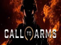 Call To Arms: +7 Trainer (1.003.2 (64-BIT)): Combustível Ilimitado, Desativar Infantaria Danos e Munição Ilimitada