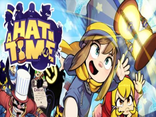 A Hat in Time: Enredo do jogo