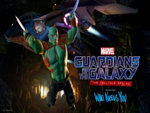 Marvel's Guardians of the Galaxy: The Telltale Series: Trama del Gioco
