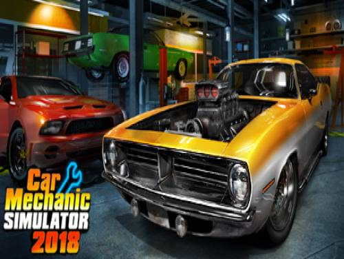 Car Mechanic Simulator 2018: Parcela do Jogo