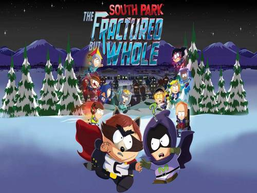 South Park: The Fractured But Whole: Trama del Gioco