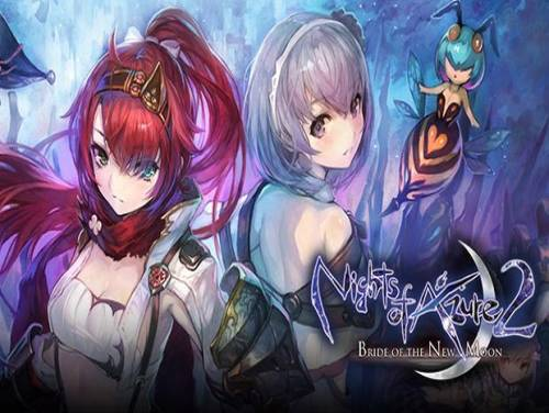 Nights of Azure 2: Bride of the New Moon: Enredo do jogo