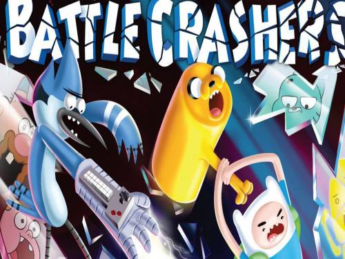 Cartoon Network: Battle Crashers: Parcela do Jogo