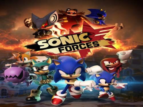 Sonic Forces: Trama del Gioco