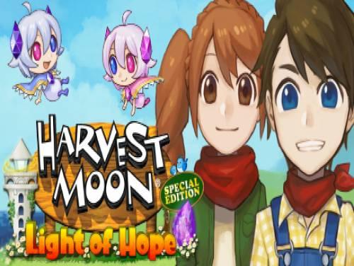 Harvest Moon: Light of Hope: Trama del Gioco