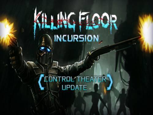 Killing Floor: Incursion: Trama del Gioco