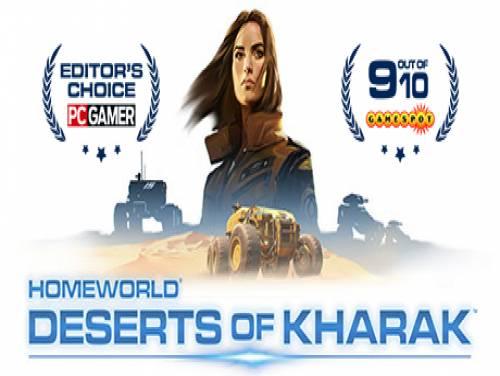Homeworld: Deserts of Kharak: Trama del Gioco