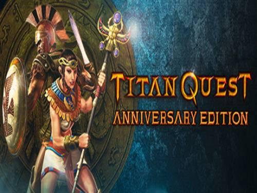 Titan Quest Anniversary Edition: Trama del Gioco