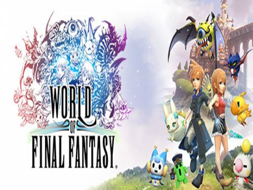 World of Final Fantasy: Trama del Gioco