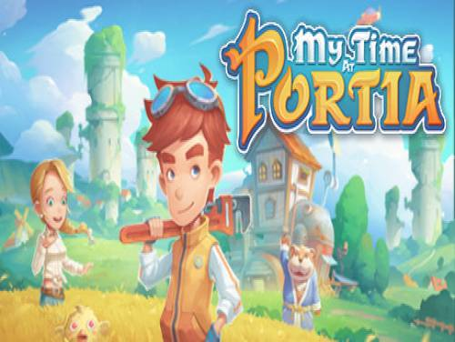 My Time at Portia: Сюжет игры