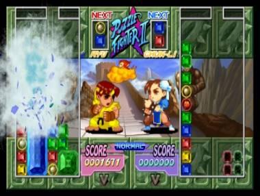 Puzzle Fighter: Trucchi del Gioco