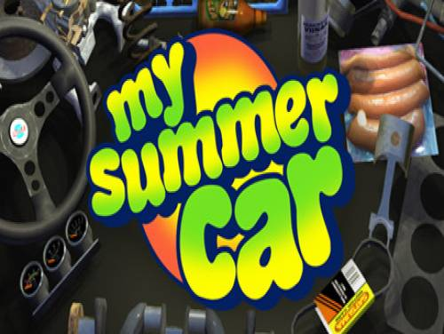 My Summer Car: Trama del Gioco