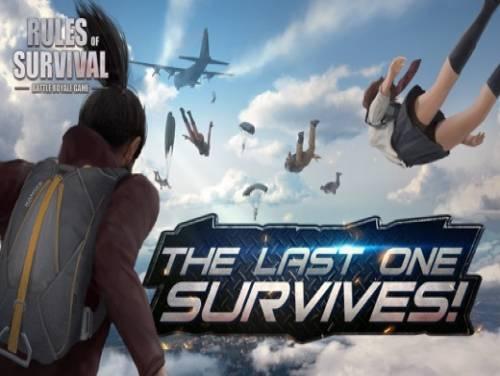 Rules of Survival: Trama del Gioco